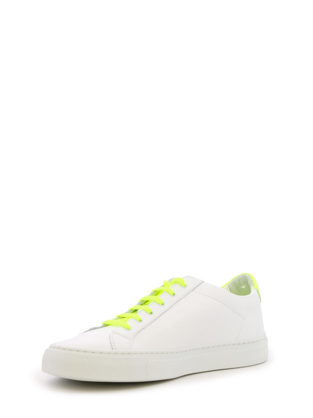 Common Projects Sneaker Yellow Neon