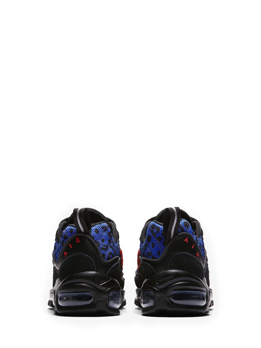 air max 98 blue leopard
