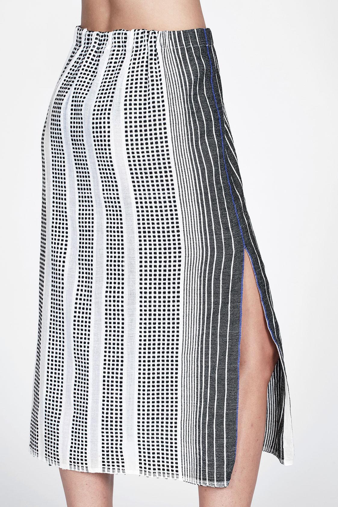 Long Split Skirt 51