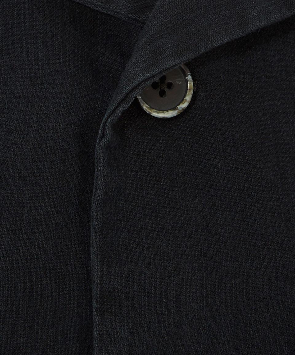 Barena Navy Canvas Jacket in Blue for Men