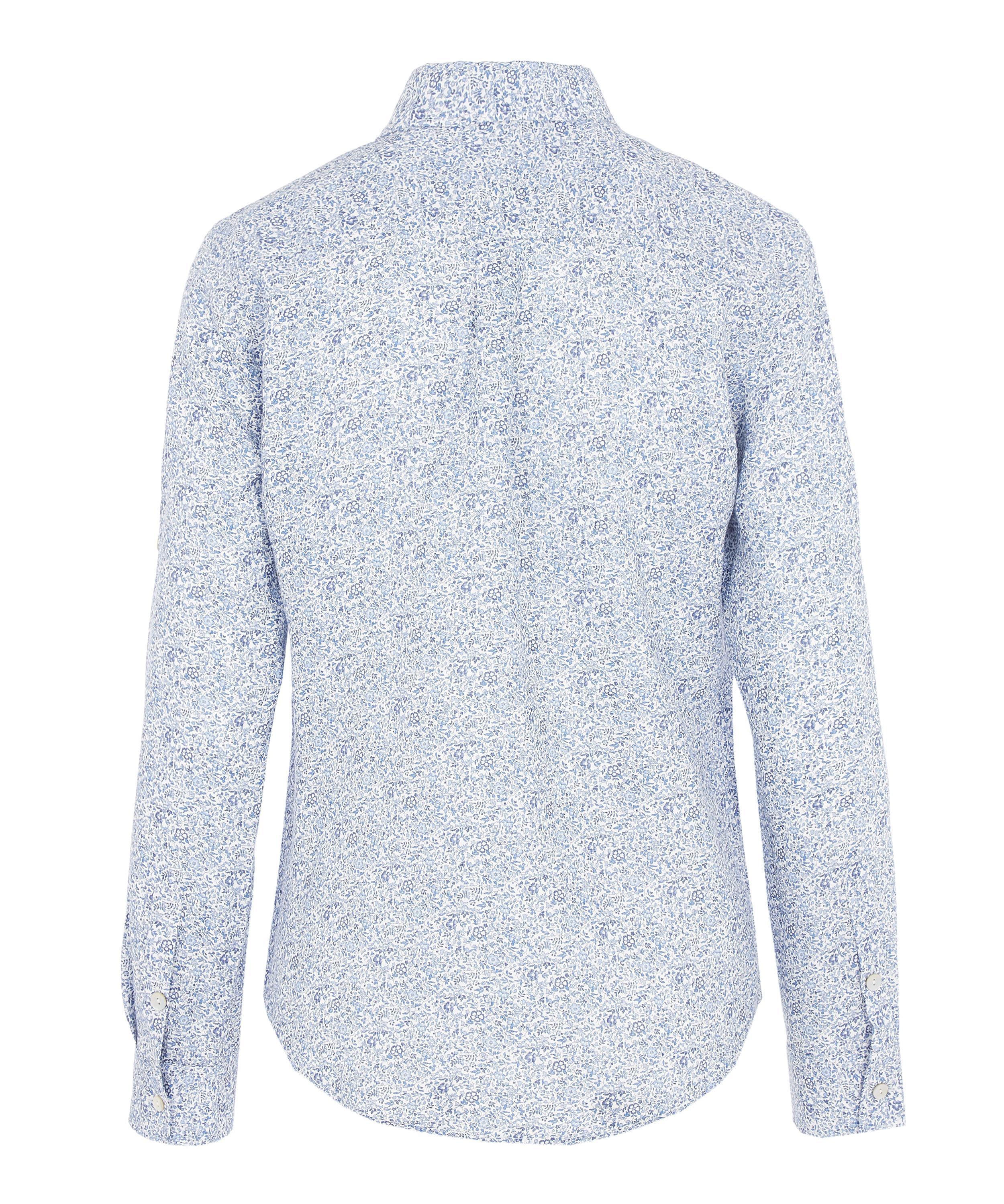 66e05d09f61b7d Liberty Katie And Millie Women's Linen Bryony Shirt in Blue - Lyst