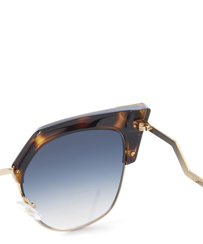 Fendi 0149 Sunglasses in Brown