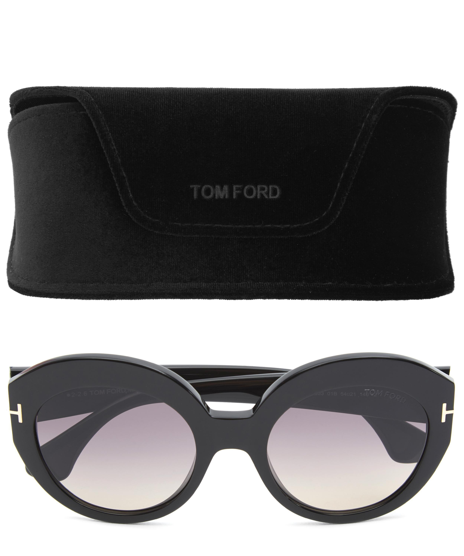 42d2595f96 Lyst - Tom Ford Rachel Sunglasses in Black