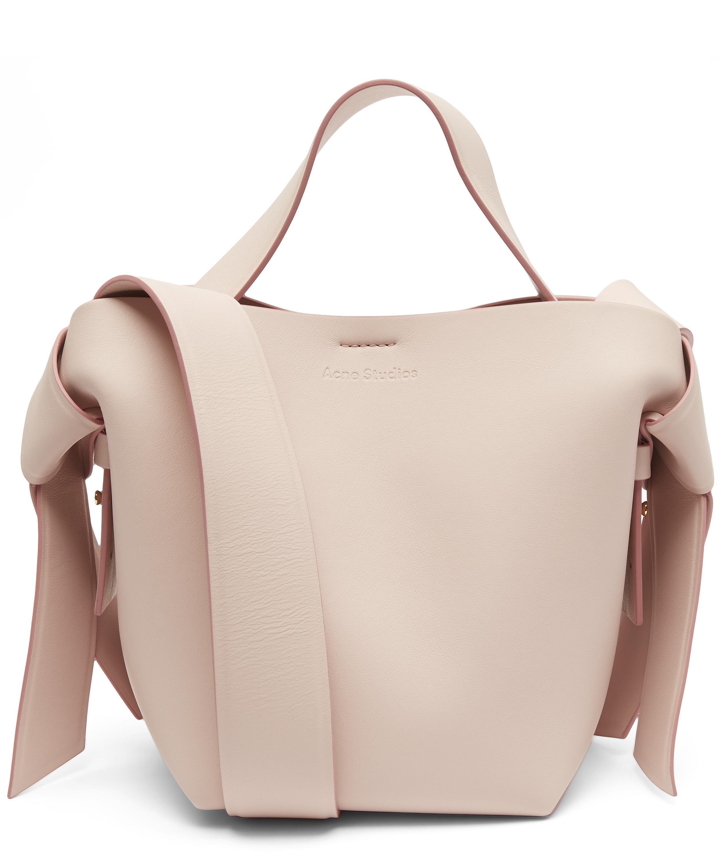 b79fdd04c5f49 Acne Studios Musubi Mini Cross Body Bag in Pink - Lyst