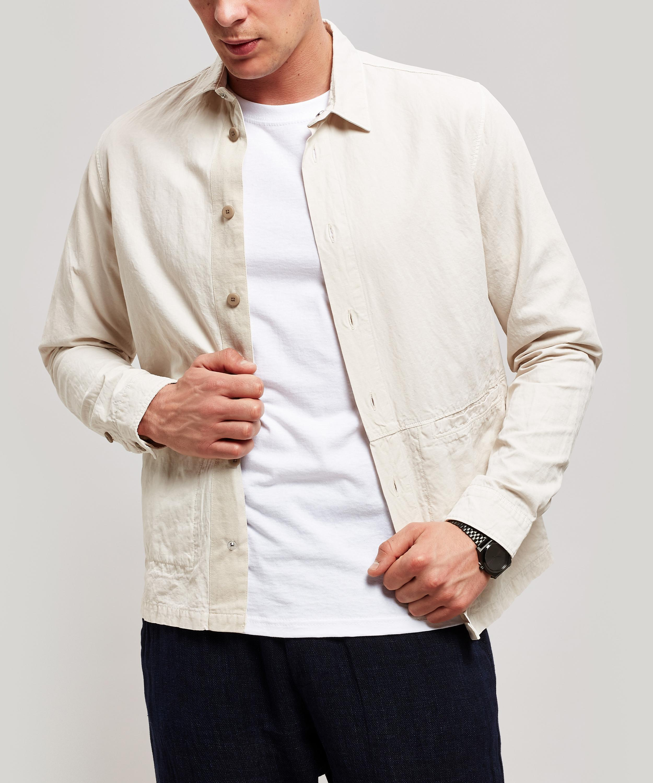 f2a6bc5ec Folk Multicolor Roland Cotton-blend Jacket for men