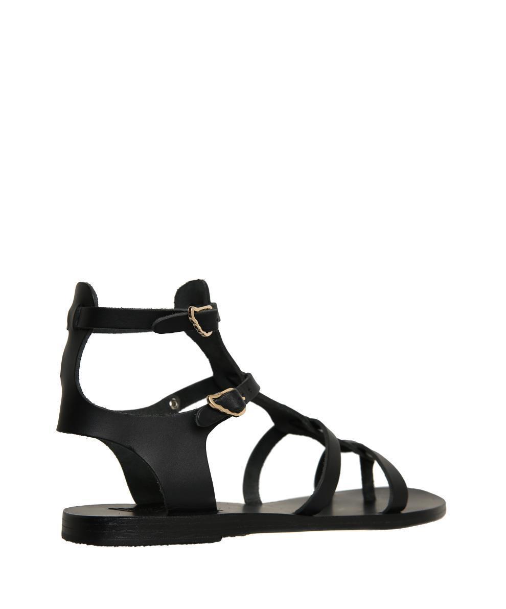 Stephanie Vachetta Leather Sandals Ancient Greek Sandals GBcmGj