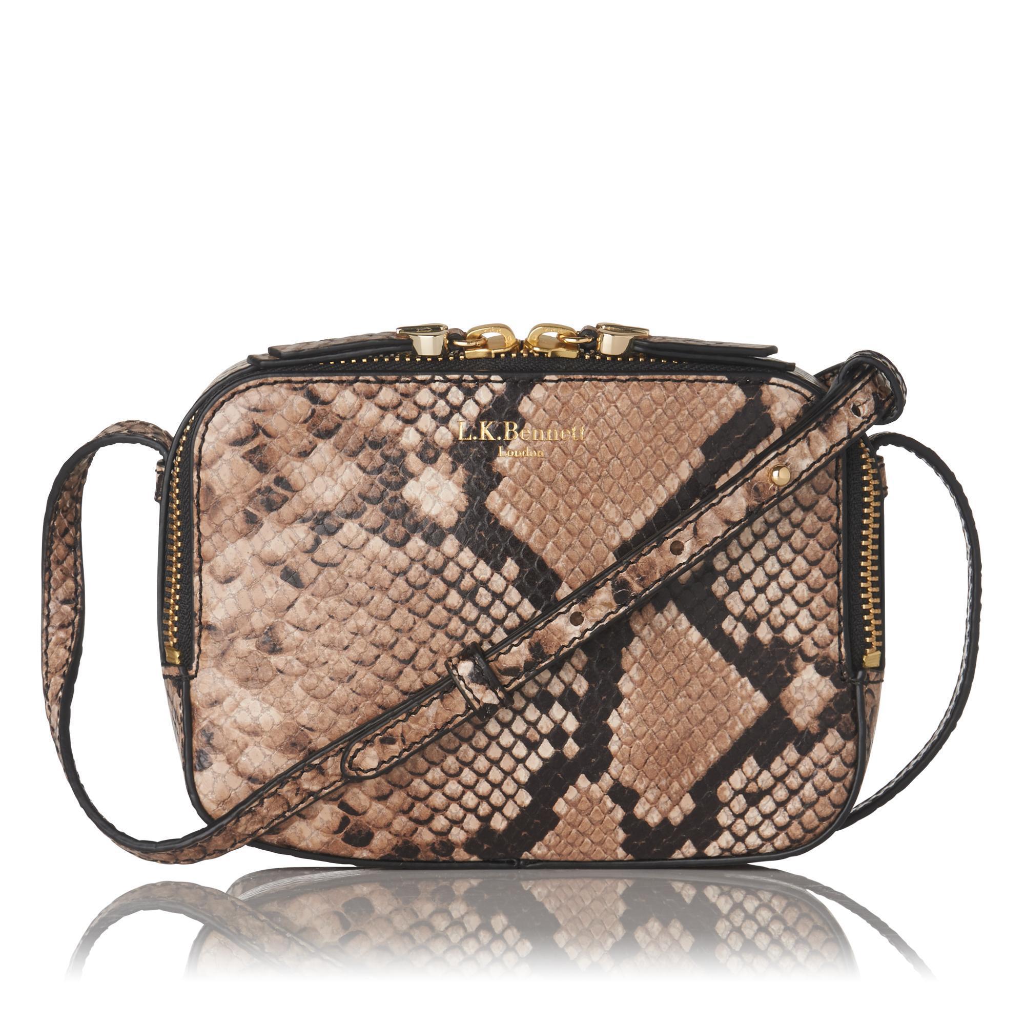 Womens Maggie Cross-Body Bag L.k. Bennett ZBNBFKI8