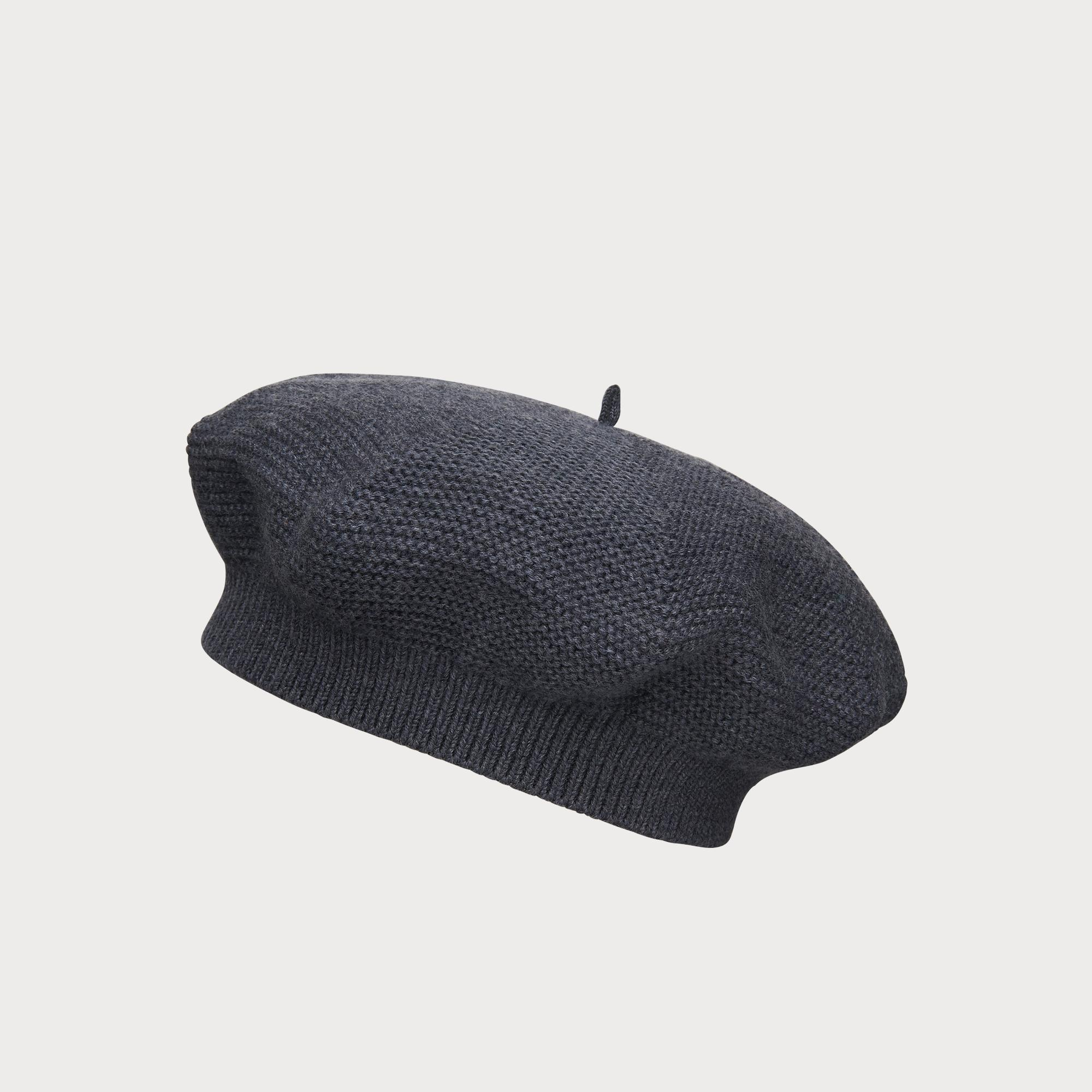 ... lyst l.k.bennett deena grey merino hat in gray 3607f7055427