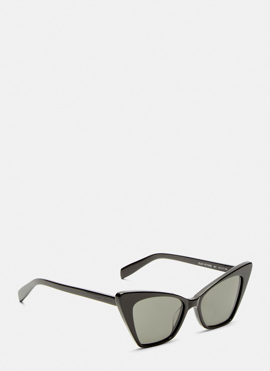 Victoire sharp cat-eye sunglasses Saint Laurent MgLyPn9