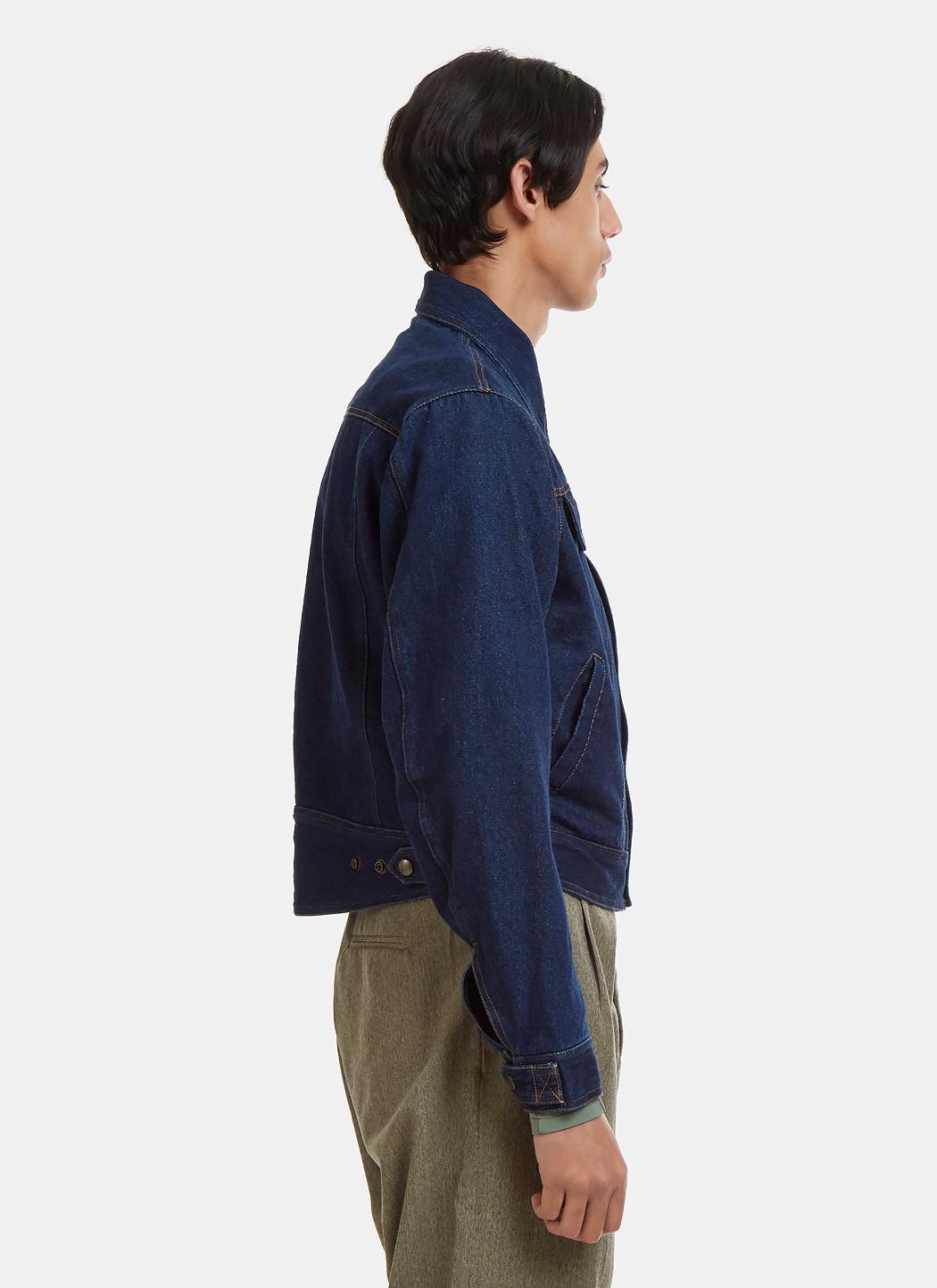 GmbH Denim Cem Jacket In Blue for Men