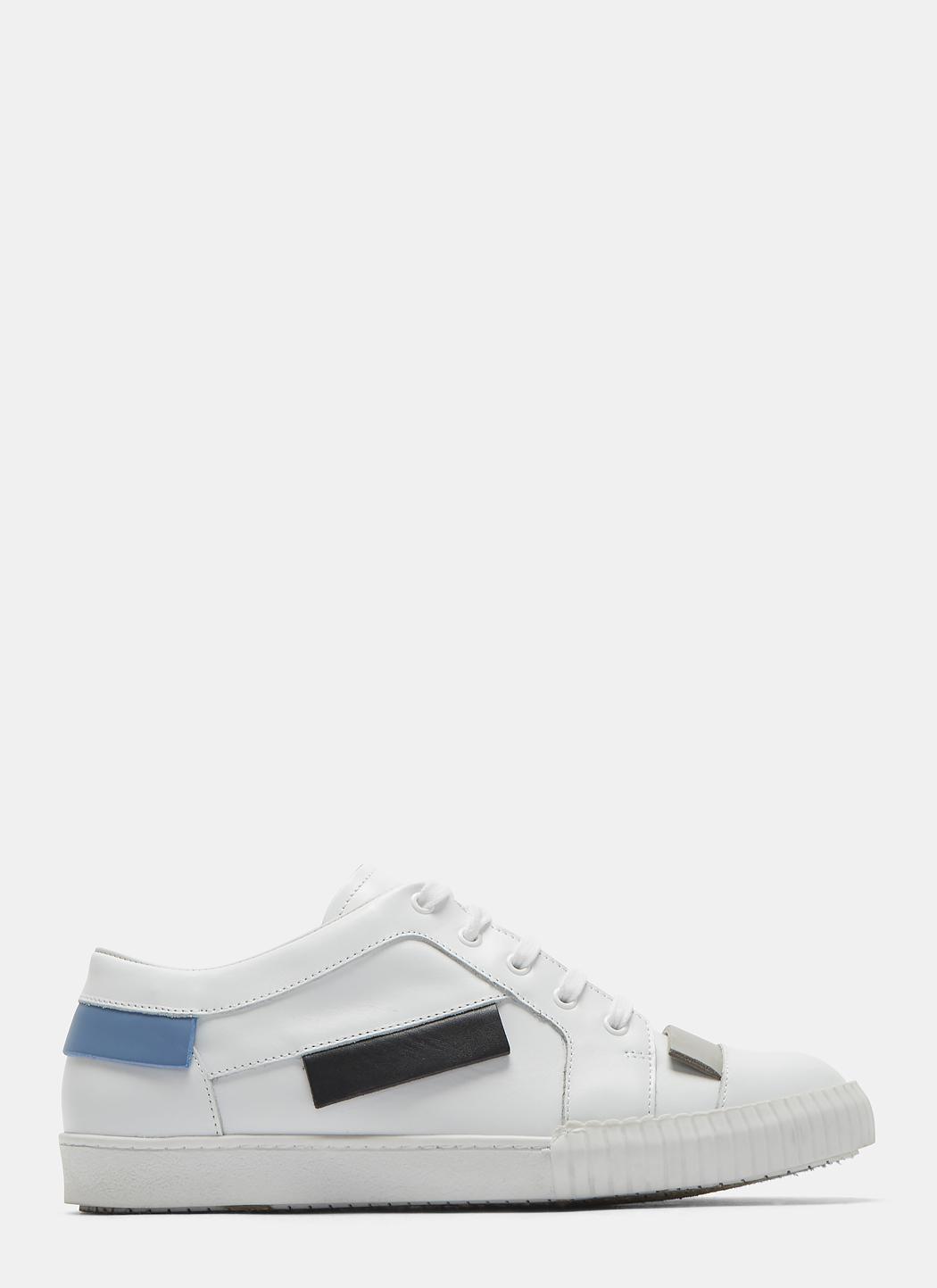 paneled sneakers - White Marni fYNSSKR