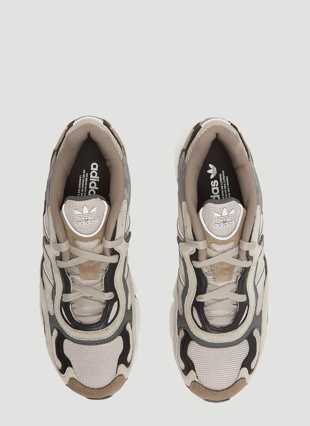 detailing 10d25 b0b41 Adidas - Gray Temper Run Sneakers In Grey for Men - Lyst. View fullscreen