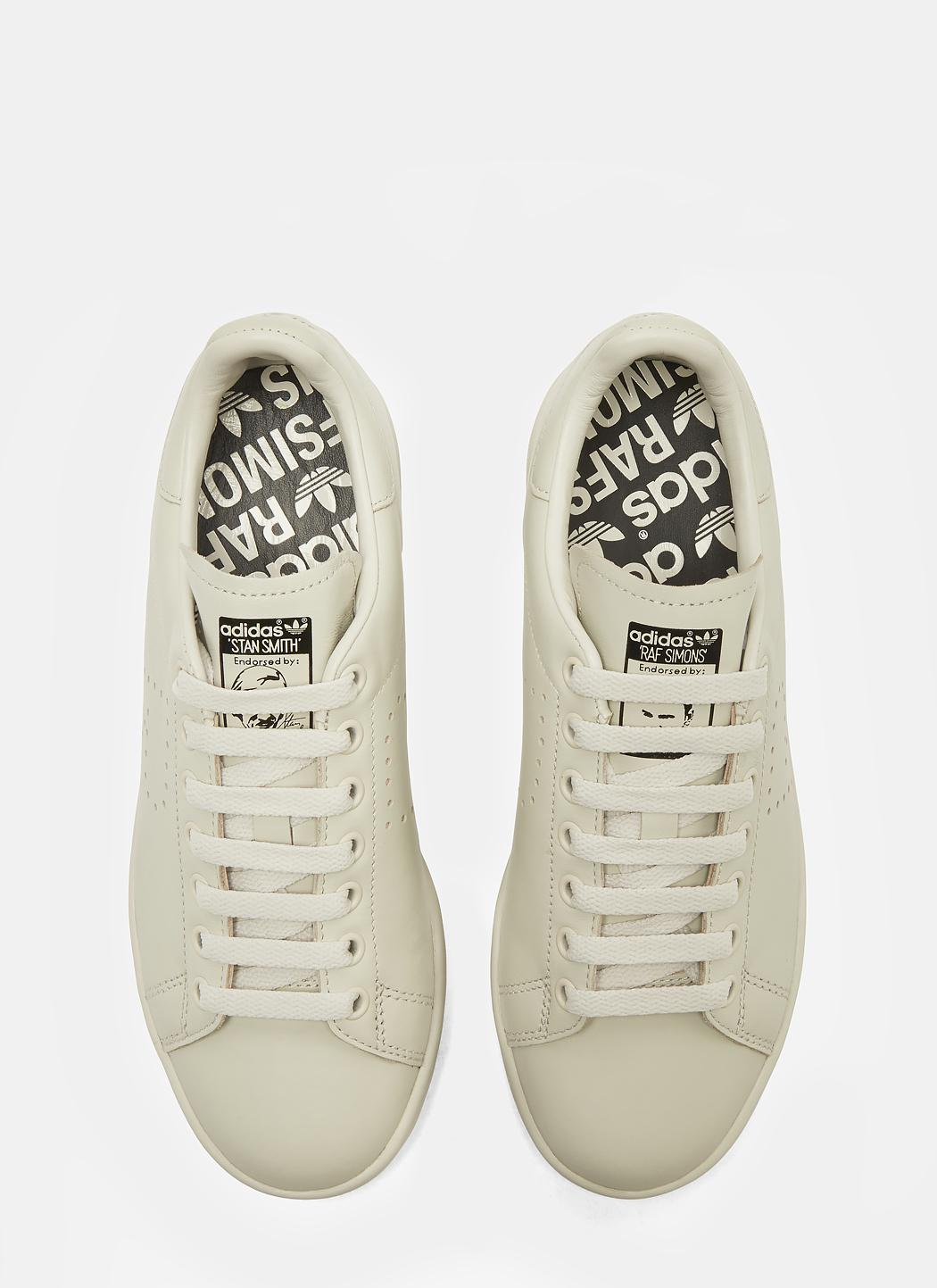 Adidas By Raf Simons X Adidas Stan Smith Sneakers In Grey in Gray ... 9063d124b