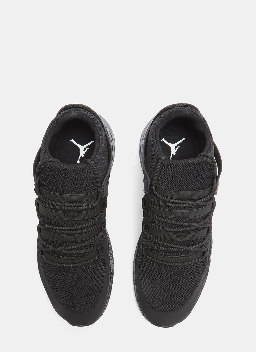 53258c65bddd Lyst - Nike Jordan Formula 23 Low Sneakers In Black in Black for Men