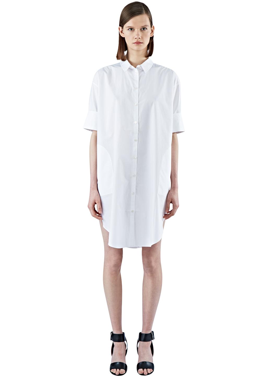 by alexander wang mens white long sleeve t shirt dog breeds