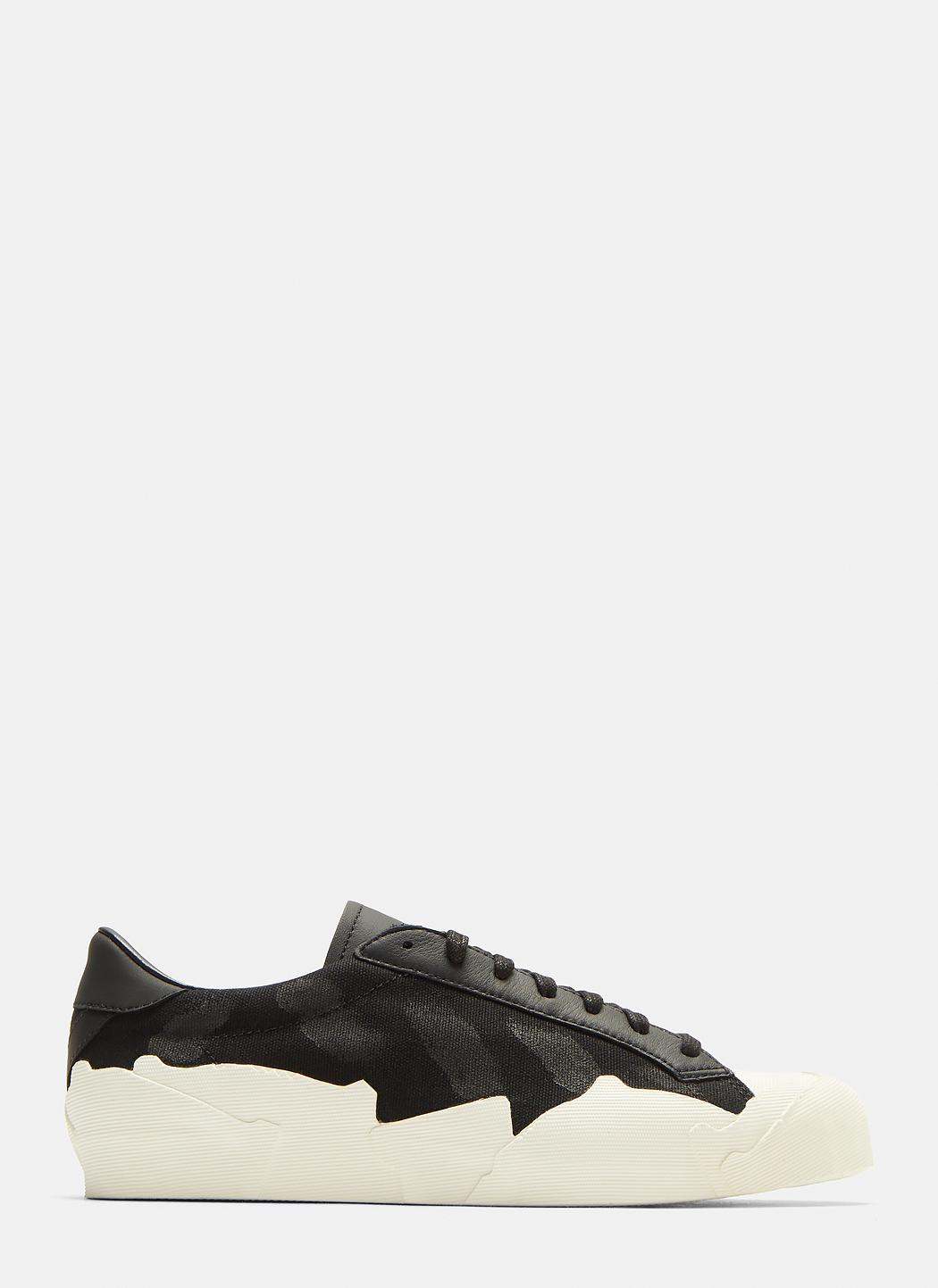 Y-3 Black Lars Sneakers 8B19Go7J