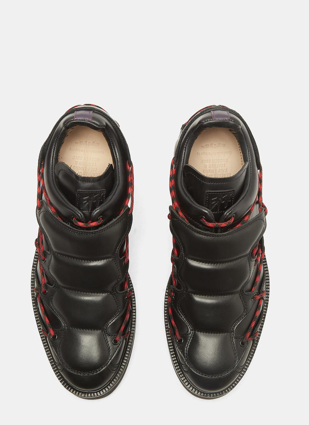 Morso Leather Sneakers Eytys uTRMaed