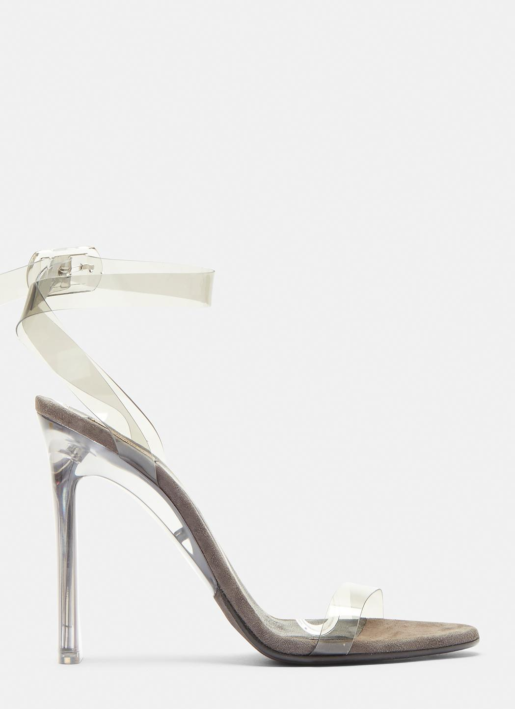 Yeezy PVC Ankle Strap Sandal 110mm Heel UeZ128NS4P