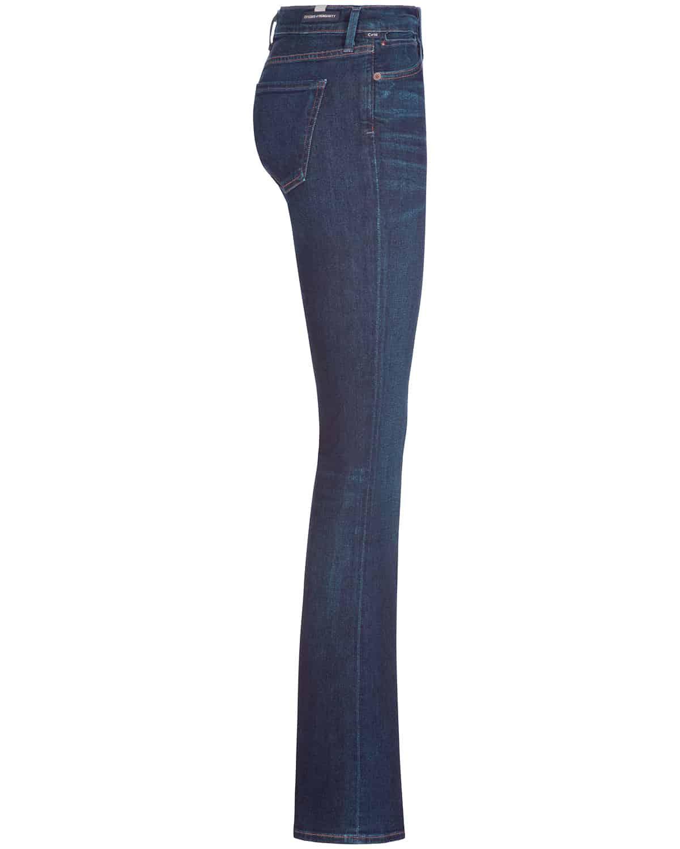 Citizens of Humanity Denim Emannuelle Jeans Slim Boot in Blau WqNFW