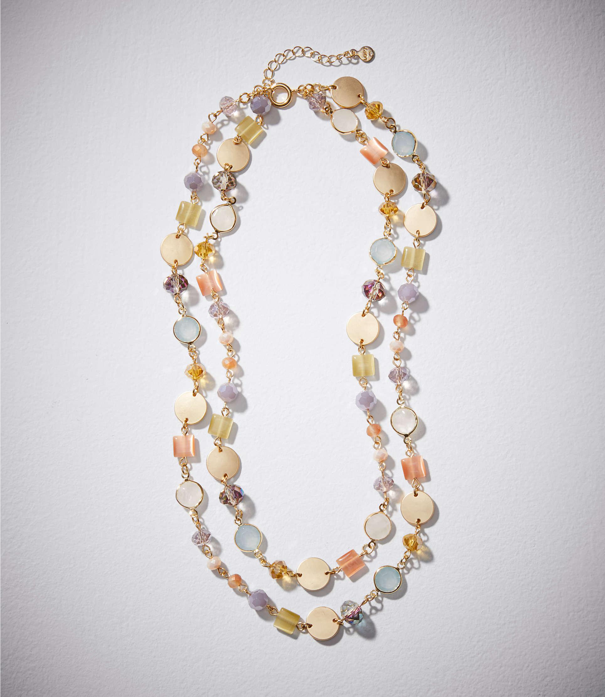necklace stone portobello sa road tier products double clear