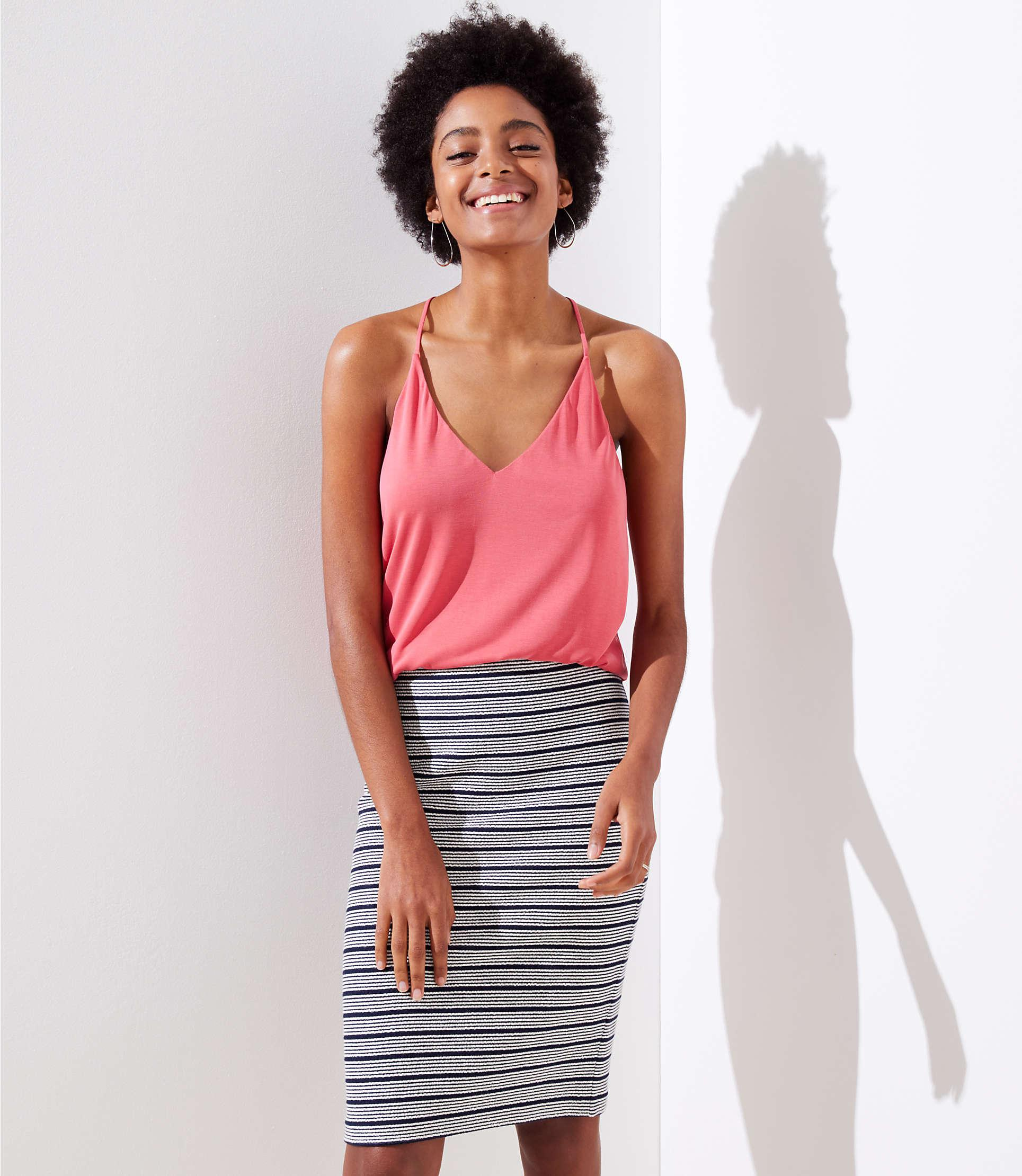22b59be4f8 Gallery. Previously sold at: LOFT · Women's Pencil Skirts ...