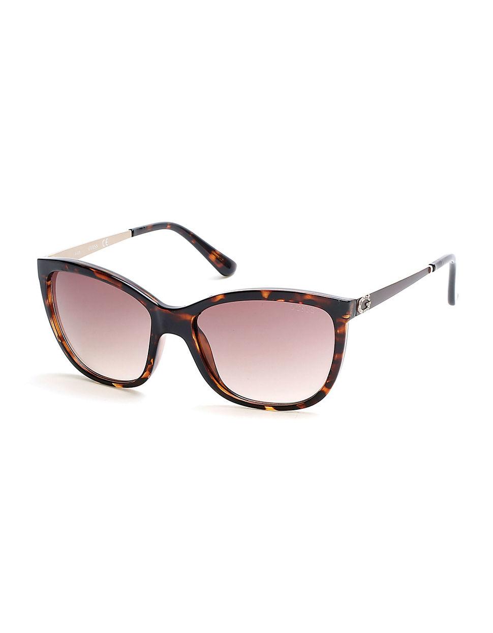 Square Shaped Aviator Sunglasses