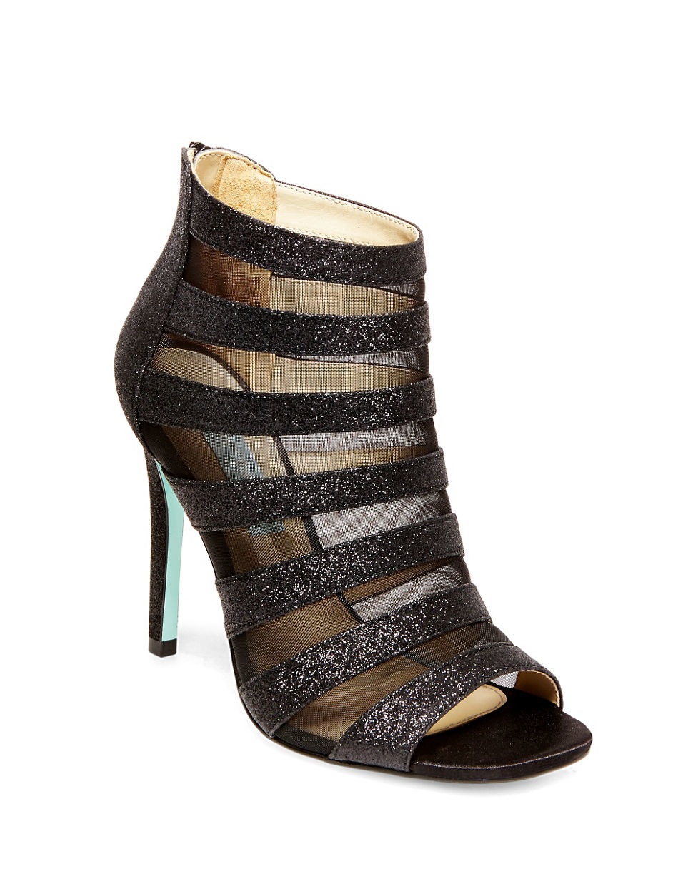 Betsey Johnson Shoes Black
