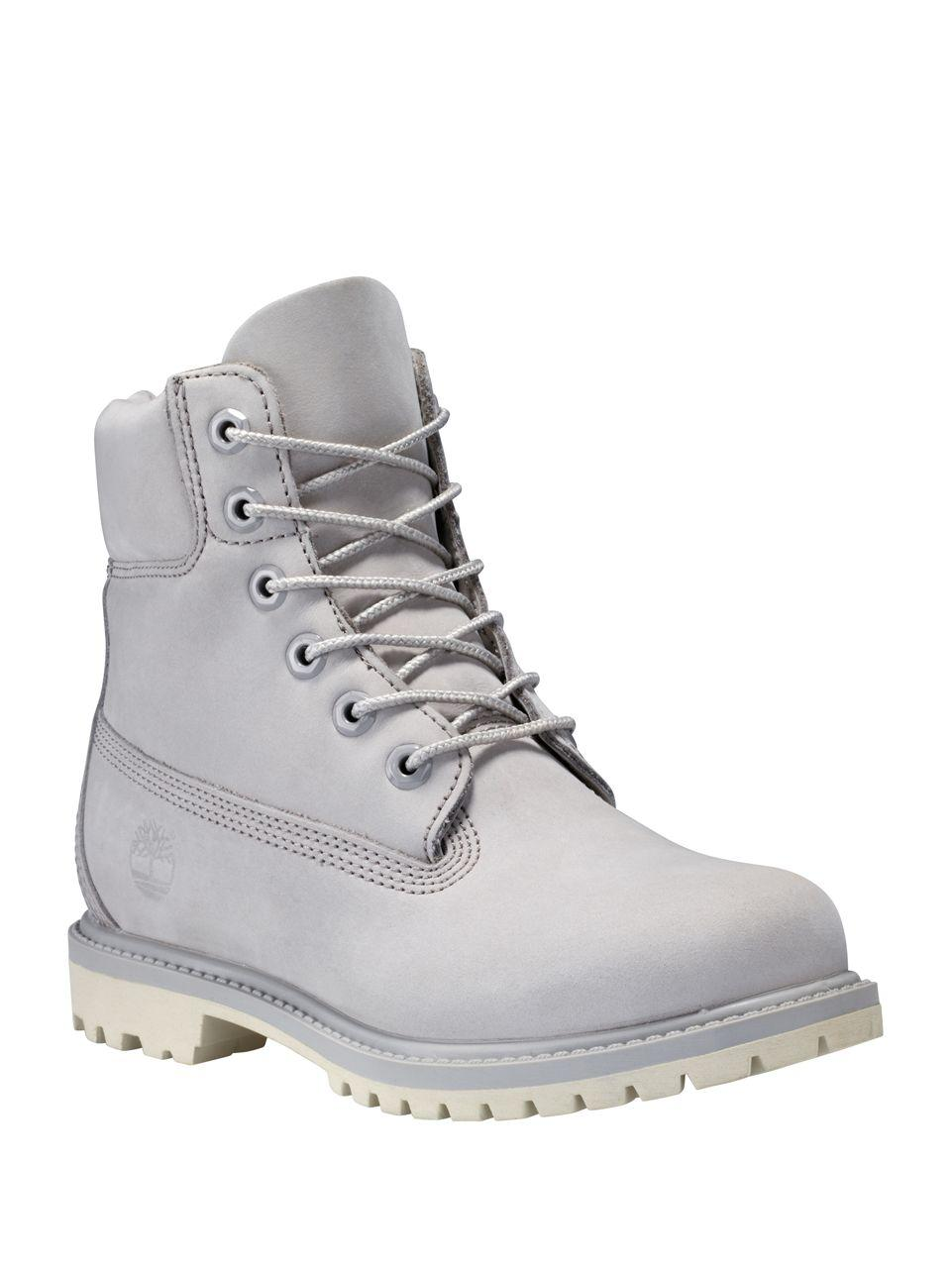 Lyst Timberland Icon Premium Leather High Top Boots In