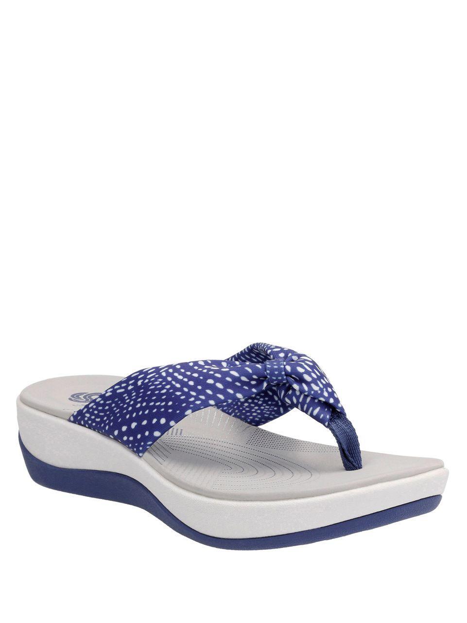 Clarks Arla Gilson Flip Flops In Blue - Save 51  Lyst-6641