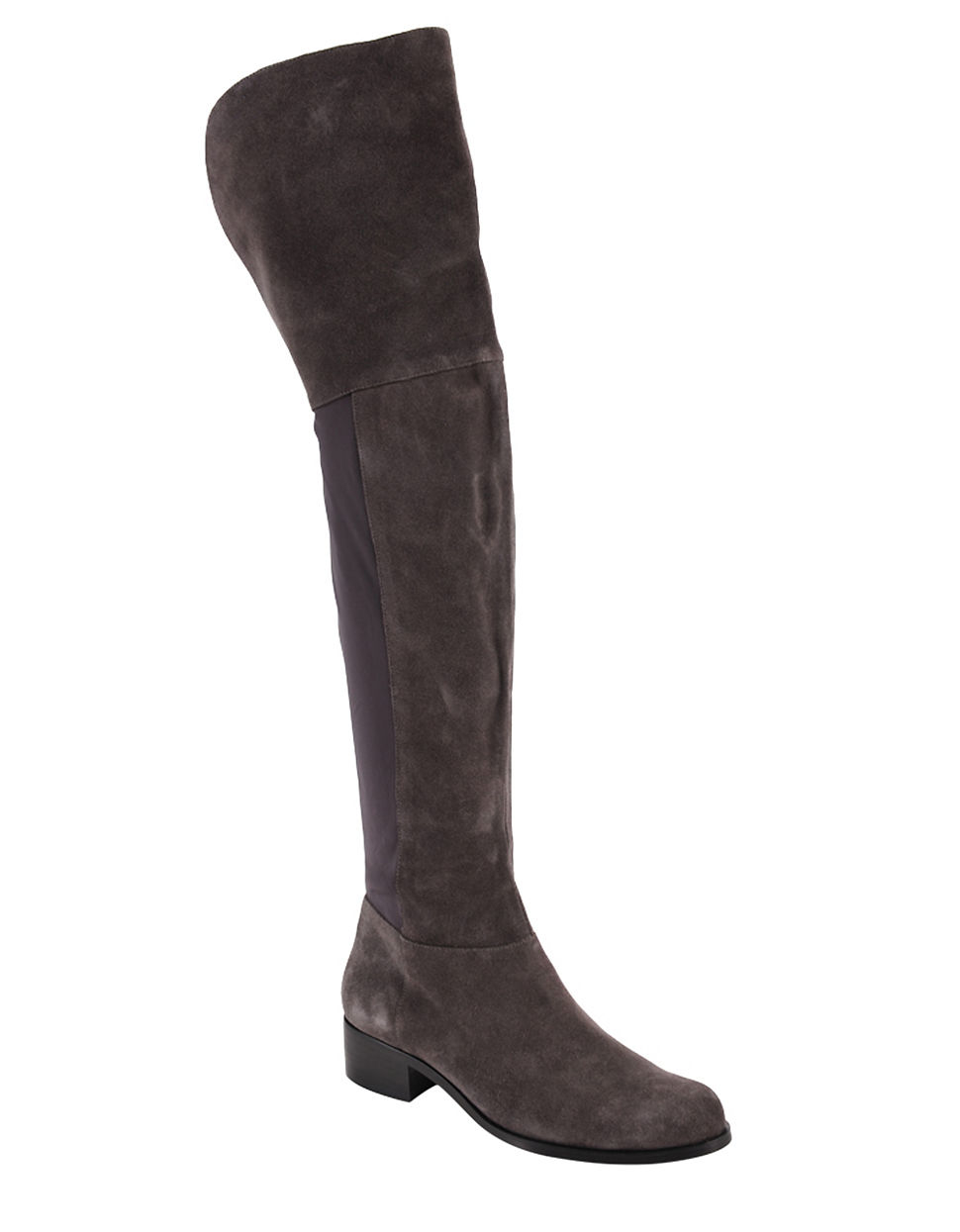 charles by charles david giza suede and lycra the