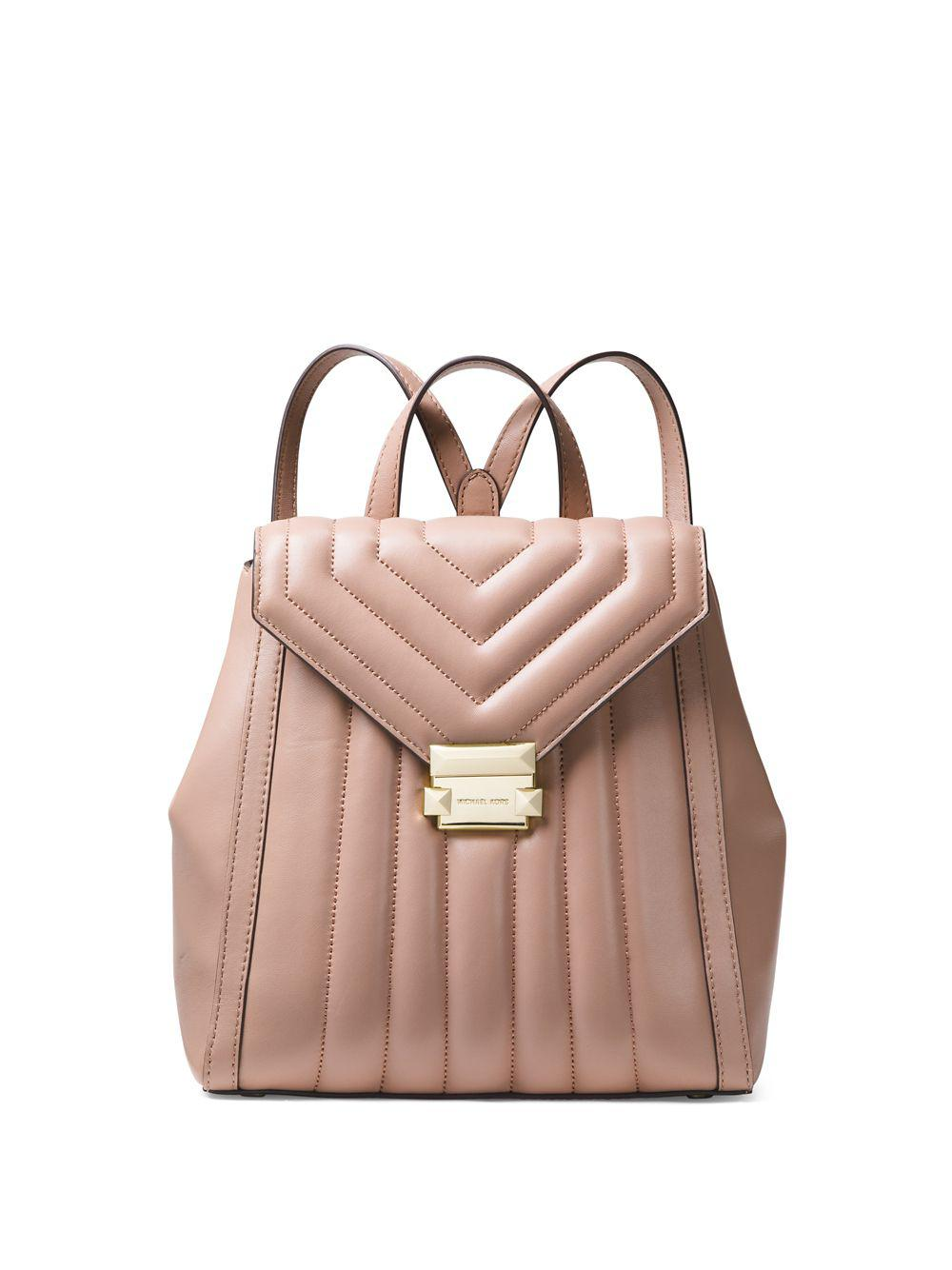 8734037e2310a MICHAEL Michael Kors. Women s Whitney Quilted Leather Backpack