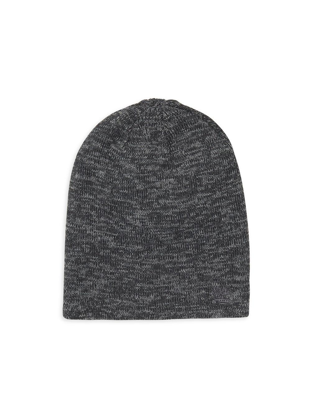 8c21517c69679 Timberland Reversible Marled Beanie in Gray for Men - Lyst