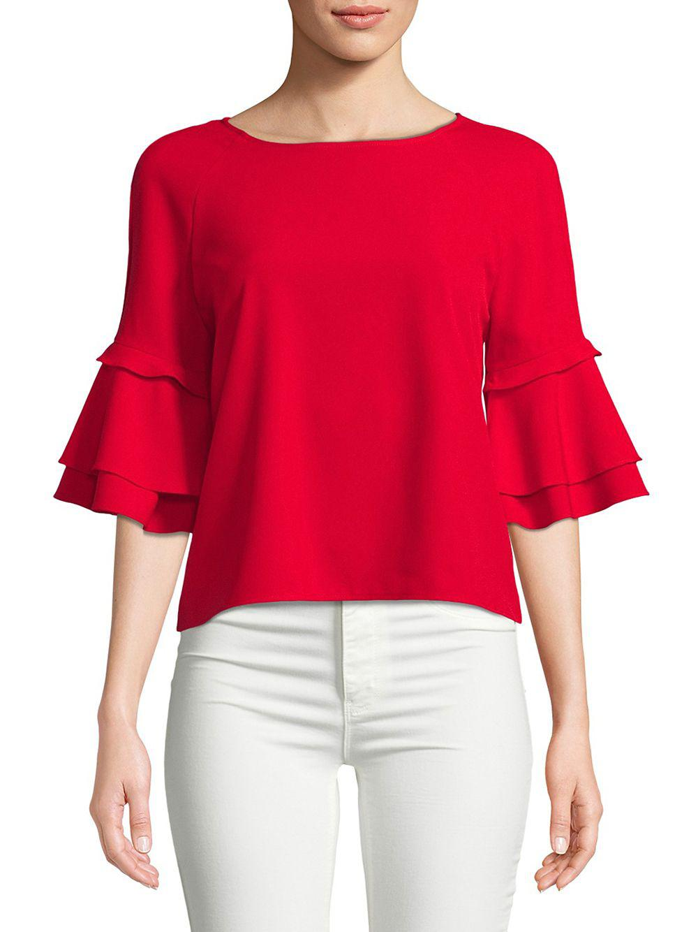 Calvin Klein Blouse Lord And Taylor Rldm