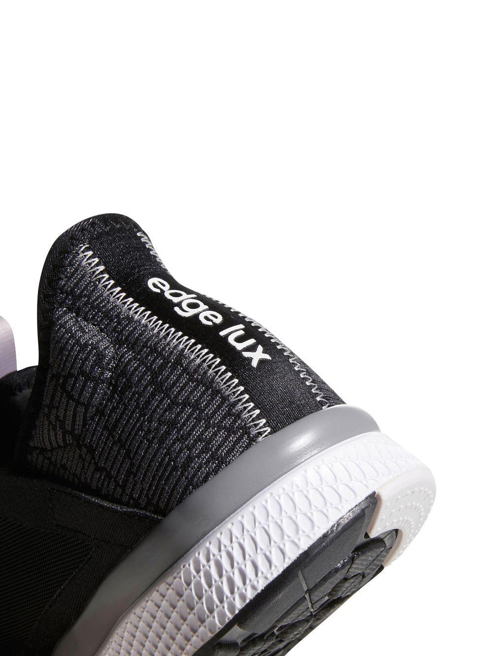 big sale dd911 95279 Adidas - Black Edge Lux Running Sneakers - Lyst. View fullscreen