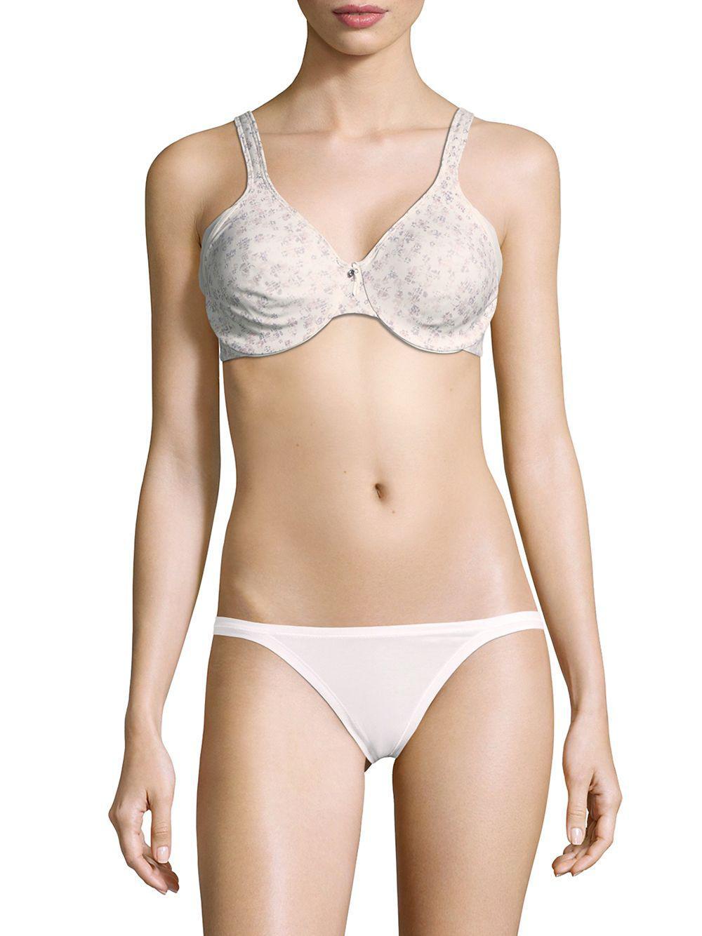 ebf54a15fe693 Bali. Women s One Smooth U Minimizer Underwire Bra