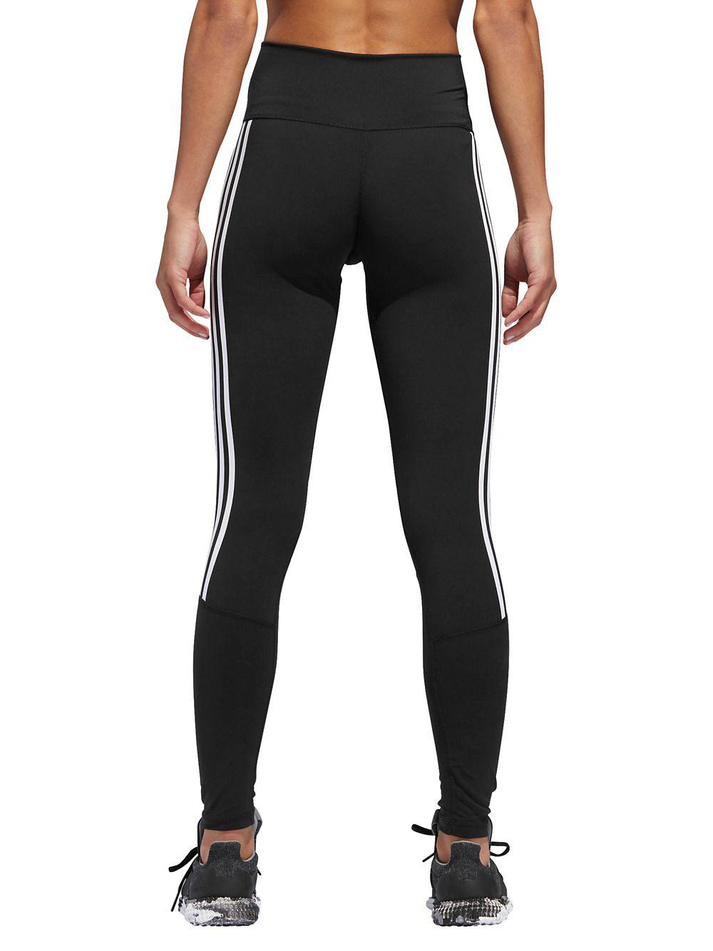 5f748fb8002adc Adidas Believe This High-rise 7/8 Tights in Black - Lyst