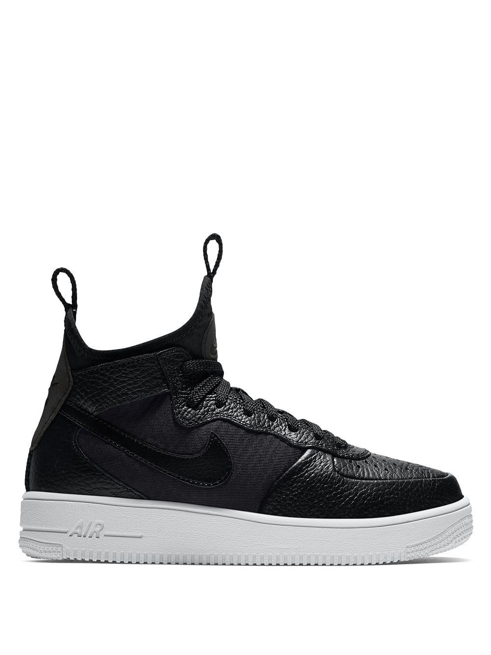 27363f443 Lyst - Nike Air Force 1 Ultraforce Mid-top Shoes in Black for Men