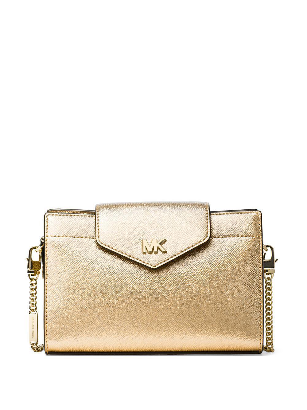 b78d409da999 MICHAEL Michael Kors. Women s Medium Leather Crossbody Clutch