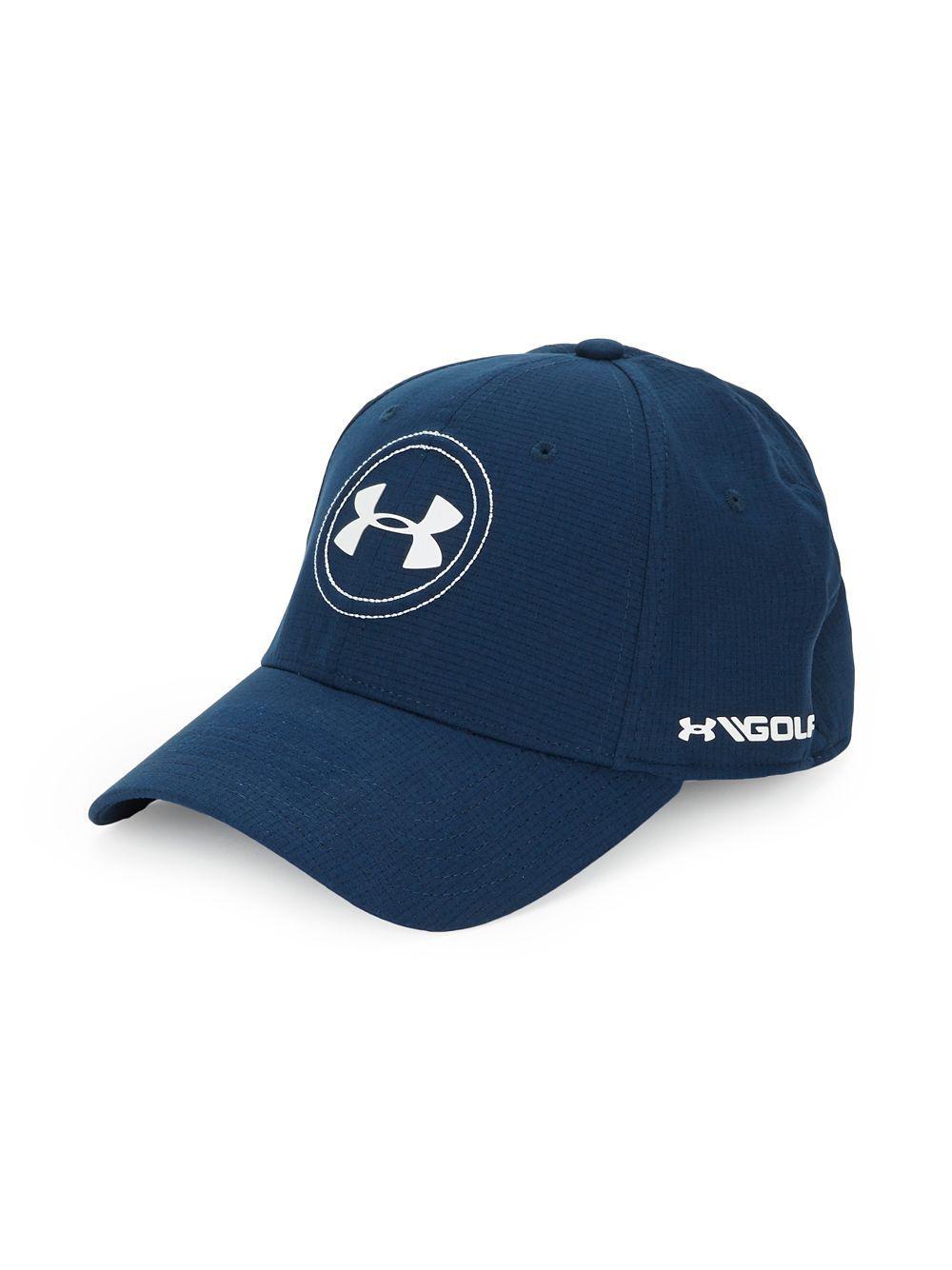 383c4089aa8 Under Armour Jordan Spieth Ua Tour Cap in Blue for Men - Lyst