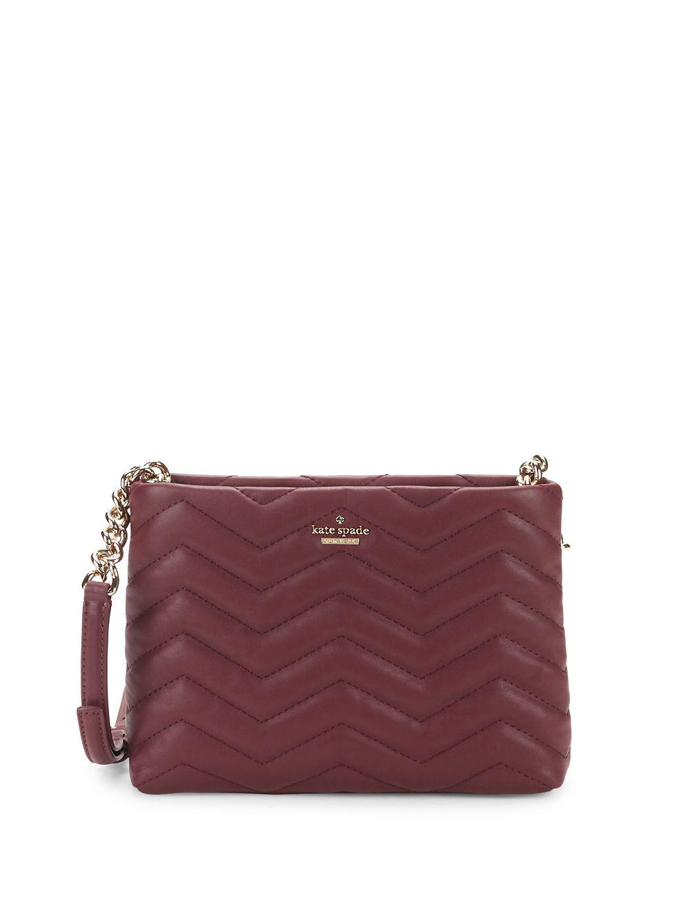 Kate Spade New York Reese Park Beatrice Quilted Crossbody Bag In