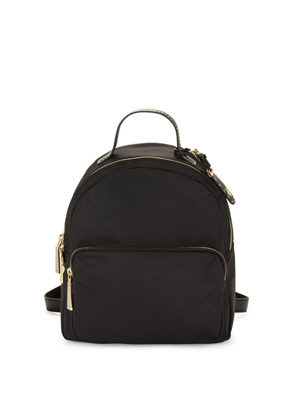 fab3066895 Lyst - Tommy Hilfiger Julia Dome Backpack in Black