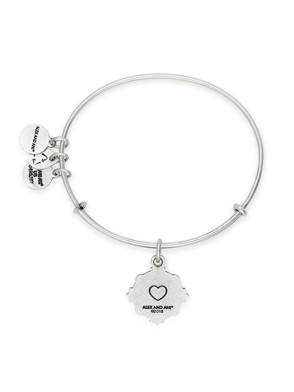 Alex And Ani Metallic Sister Crystal Embellished Charm Bangle Bracelet Lyst View Fullscreen