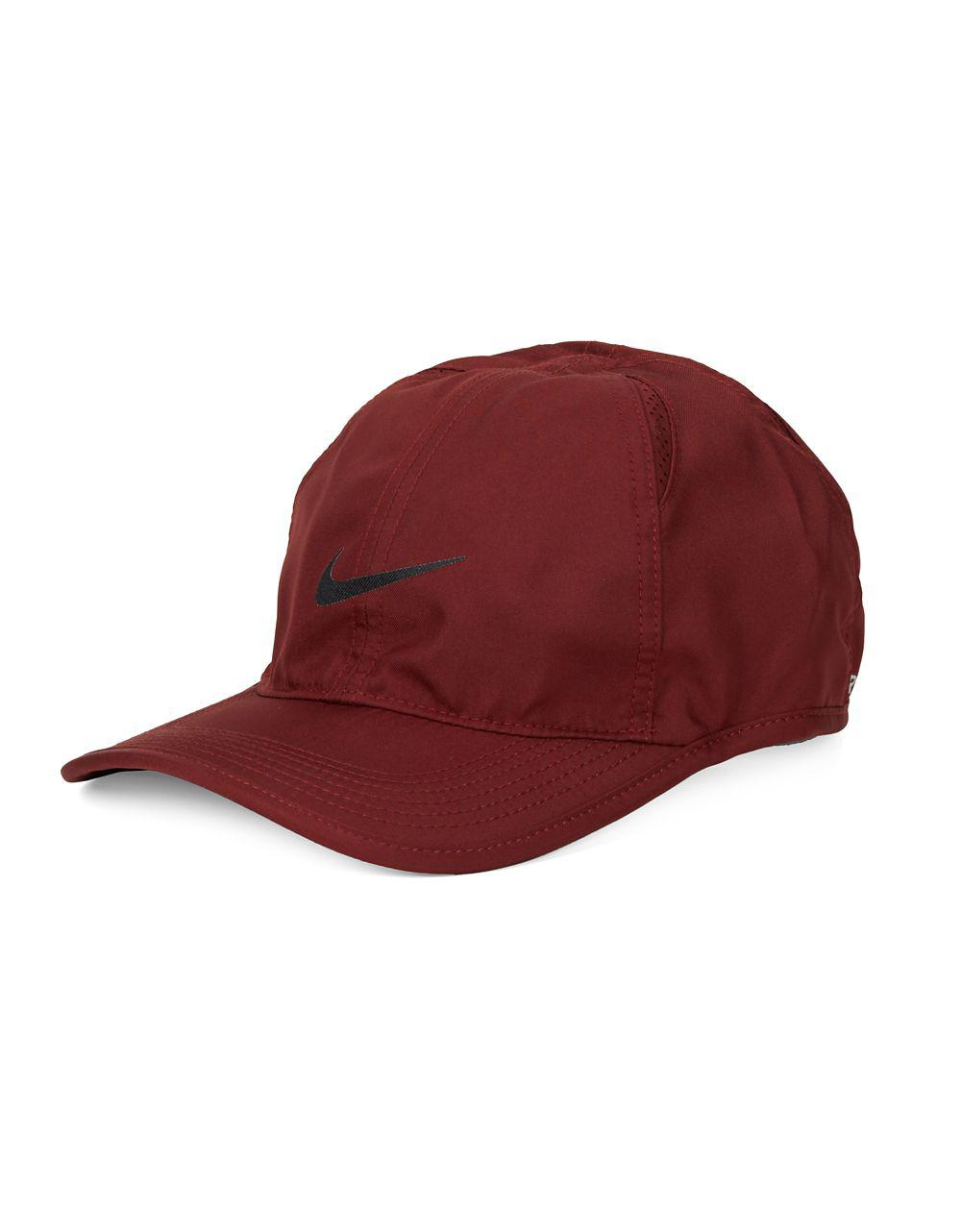 fbf2ccb6041 Nike Arobill Adjustable Cap in Red for Men - Lyst