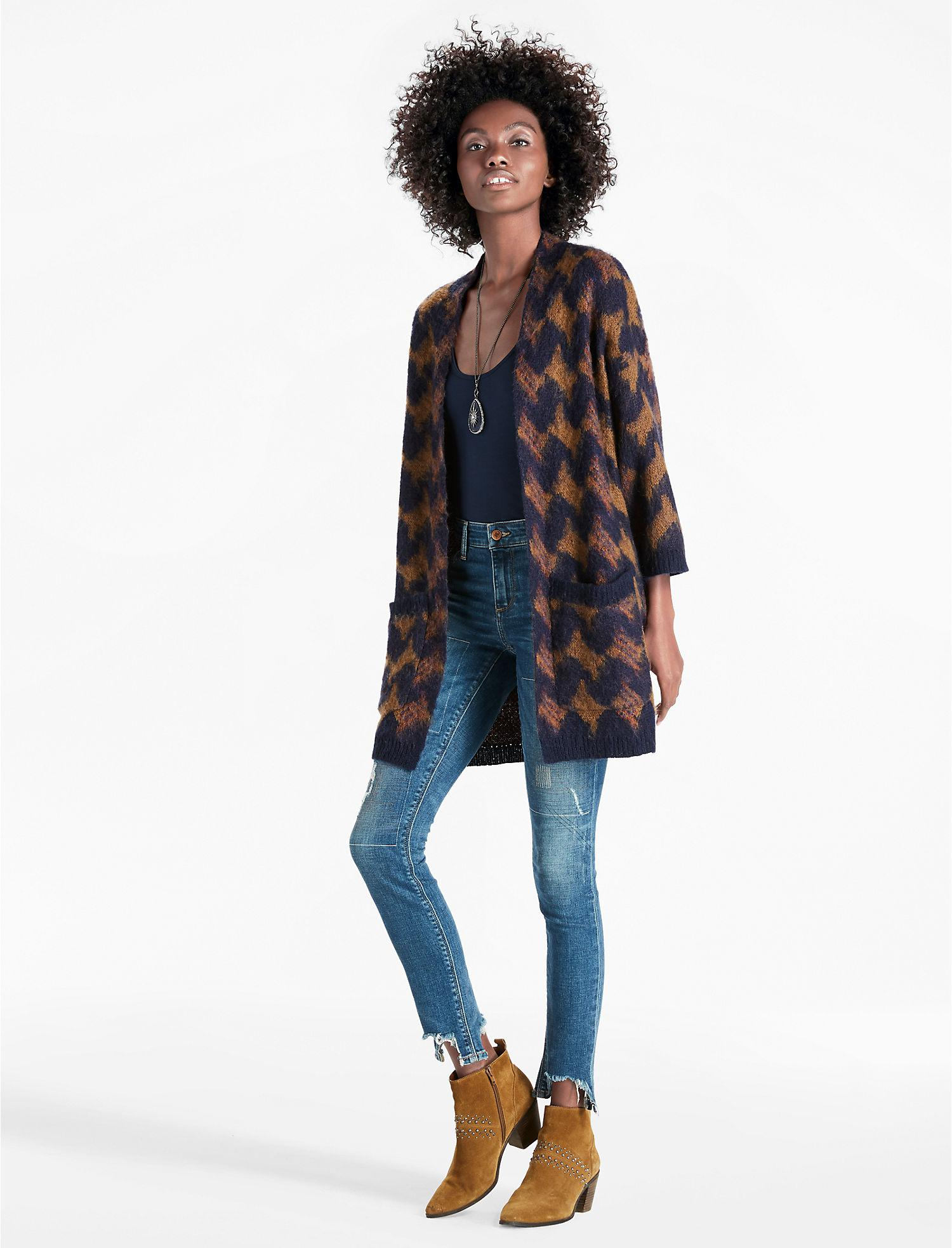 Lucky brand Iona Cardigan - Save 37% | Lyst