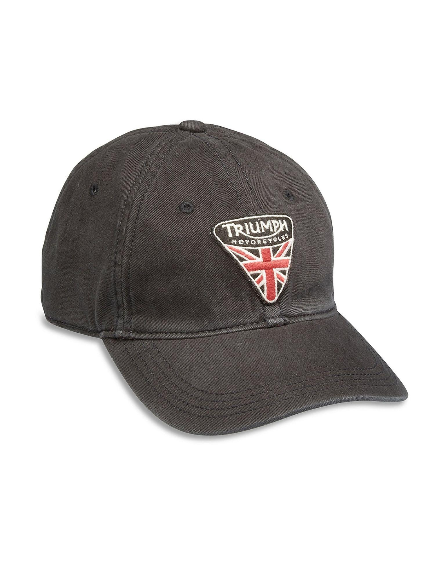 024dacc45f9 Lyst - Lucky Brand Triumph Motorcycles Patch in Black for Men