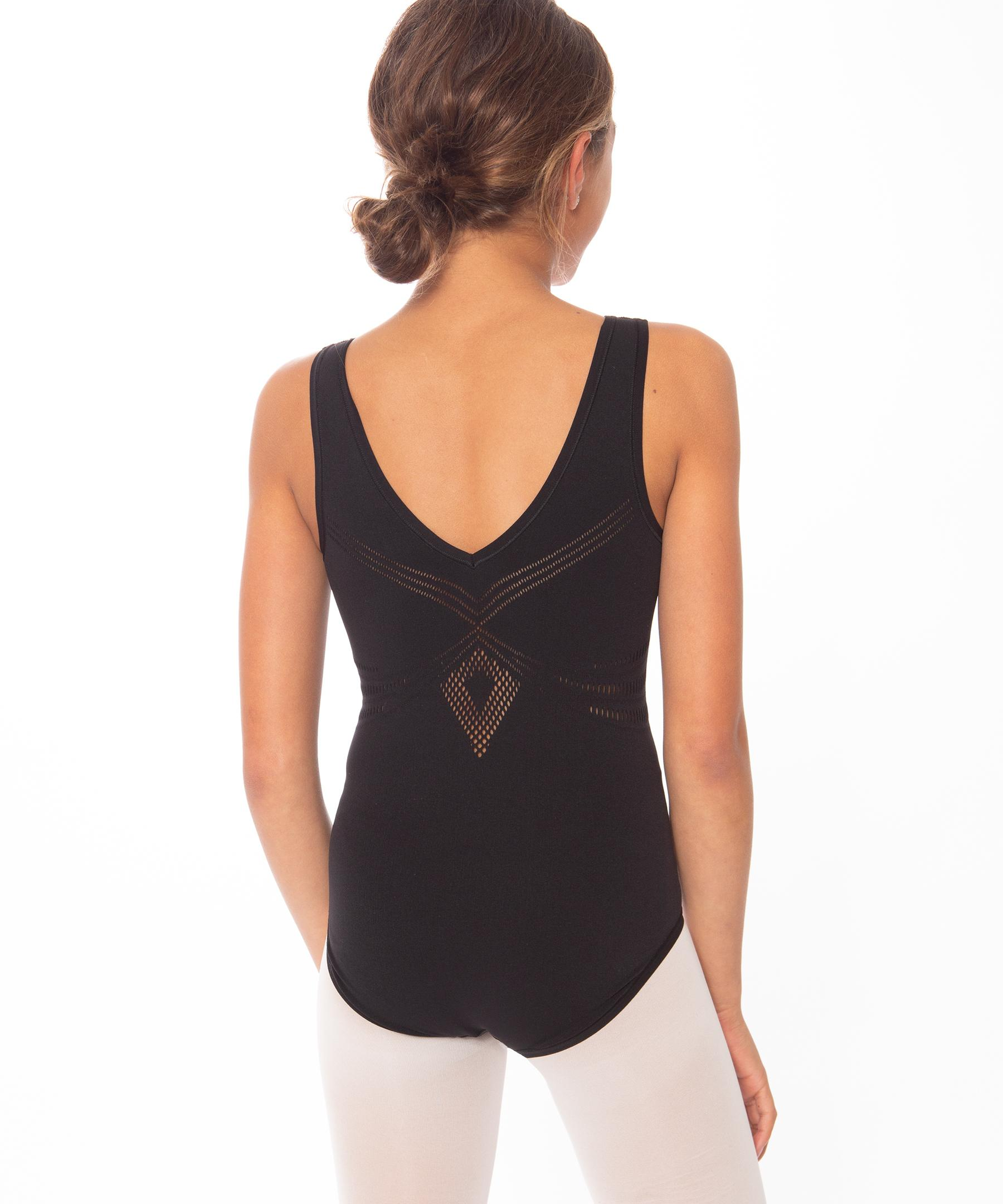 0ebf86d5312f Lyst - lululemon athletica Light For Flight Leotard - Girls in Black