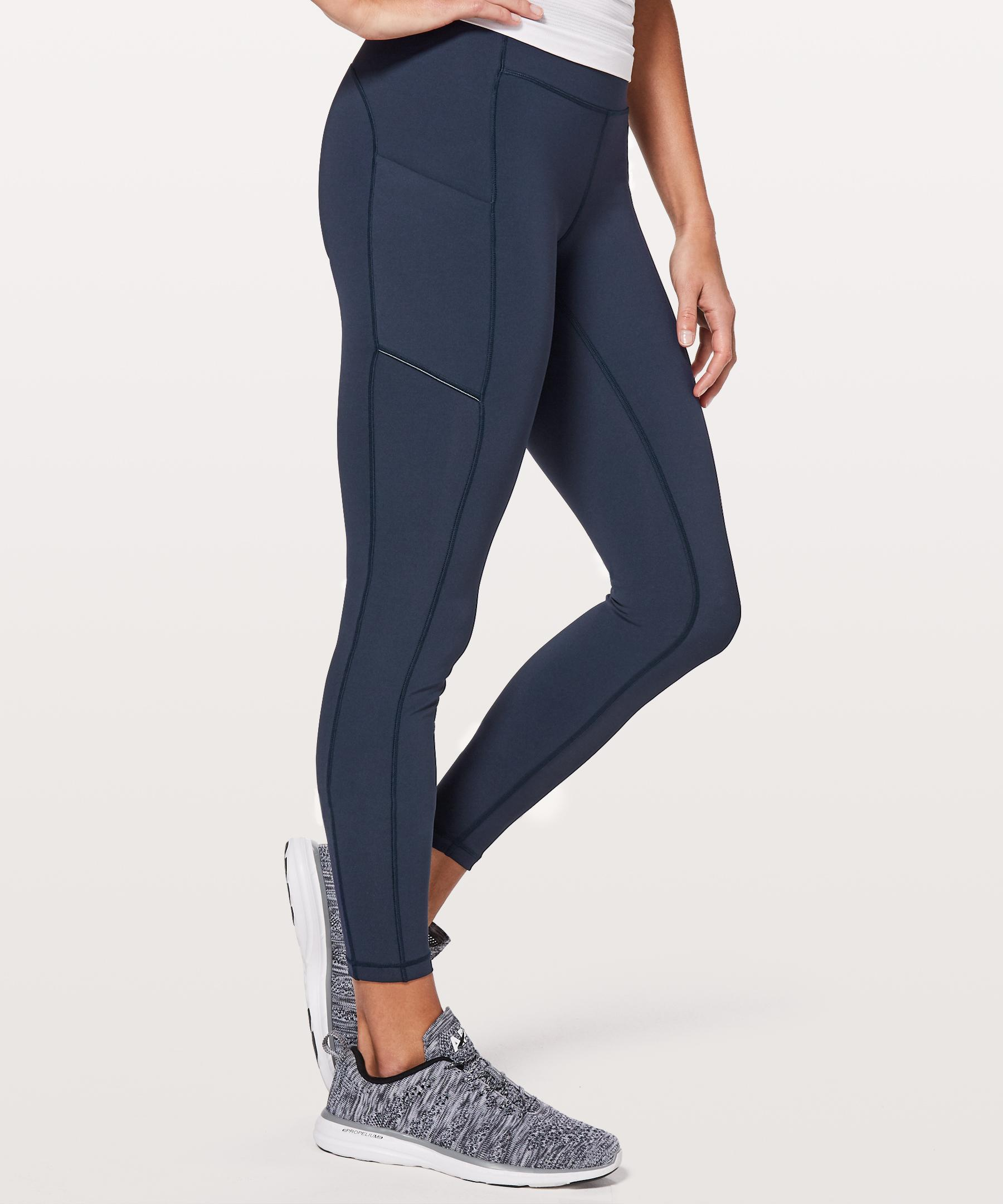 9cb978b946 lululemon athletica Speed Up Tight in Blue - Lyst