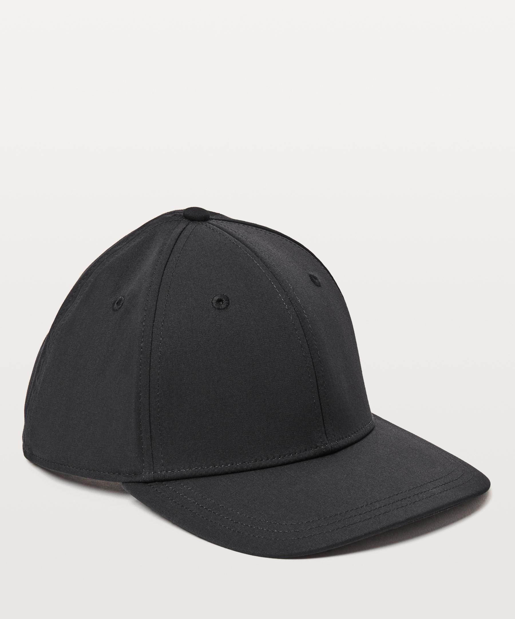 Lyst - Lululemon Athletica On The Fly Ball Cap in Black for Men 703f6ac87bc5