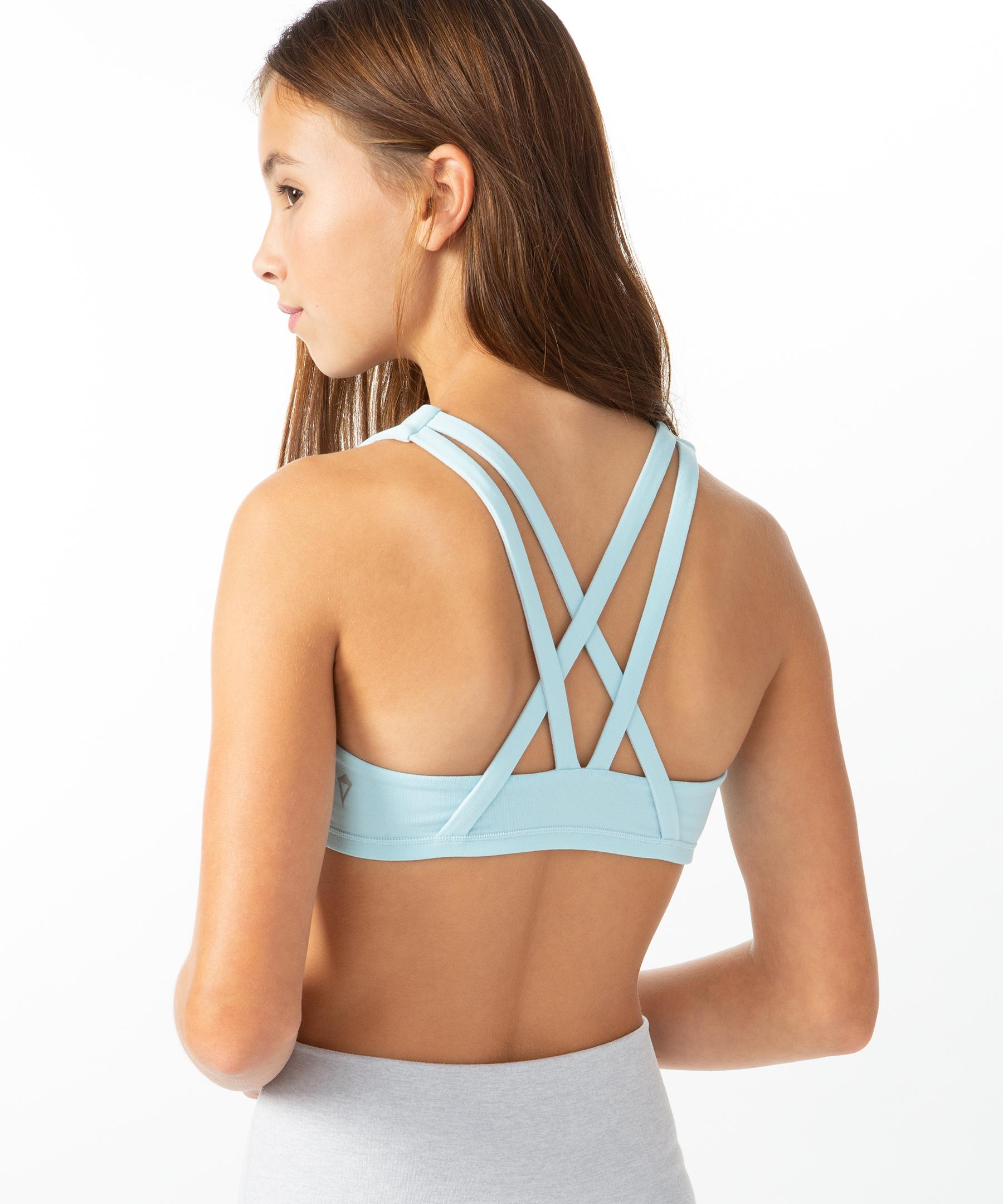 67ec688af5 Lyst - lululemon athletica Complete Focus Bra - Girls in Blue - Save 44%