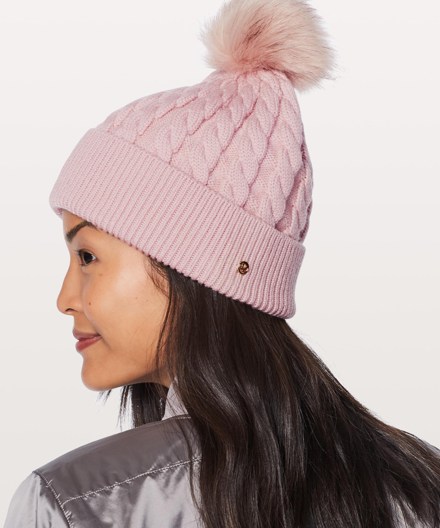 lululemon athletica Wool Be Toasty Toque in Pink - Lyst 26fb1f27ded